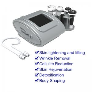 RF Pluse Vacuum LED Light Multipolar Body Slimming MLS09